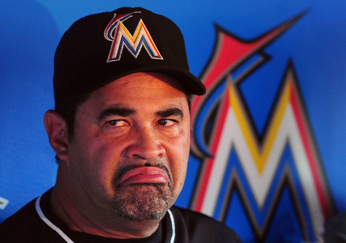 Ozzie Guillen, Grumpy And Bloated