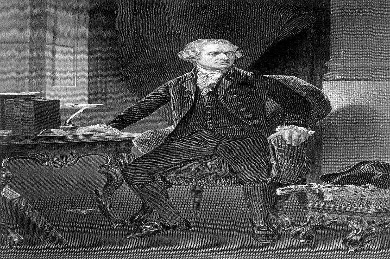 Picture of Alexander Hamilton