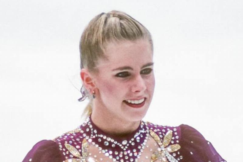 Tonya Harding Made Triple Axel History