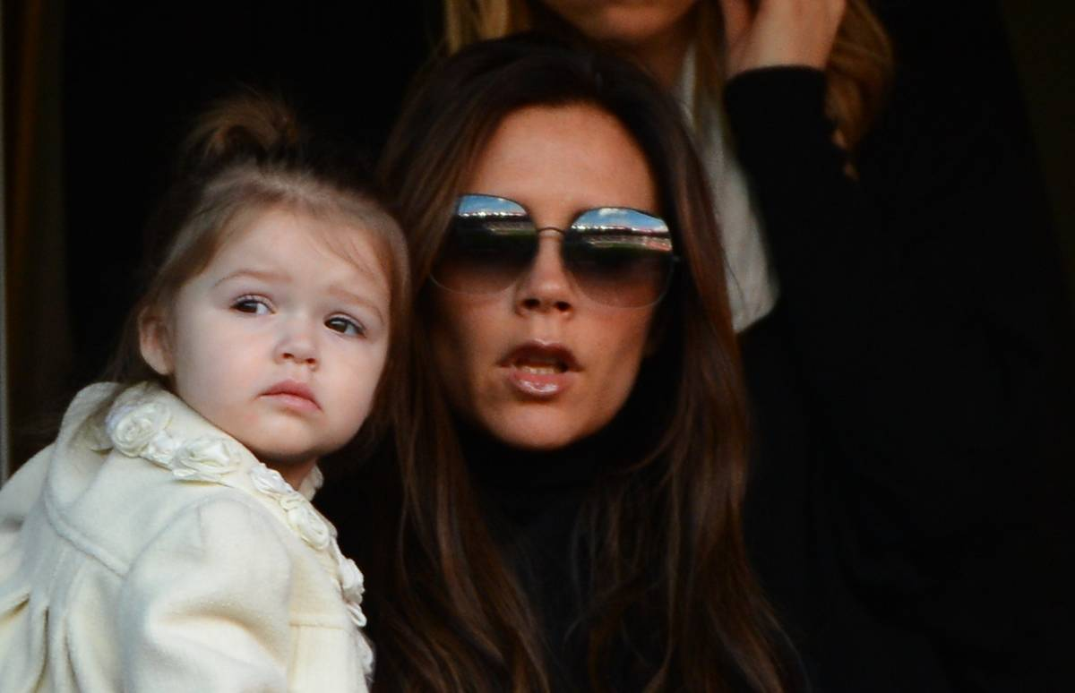 Victoria Beckham Doesn't Want Her Nanny Speaking To Anyone