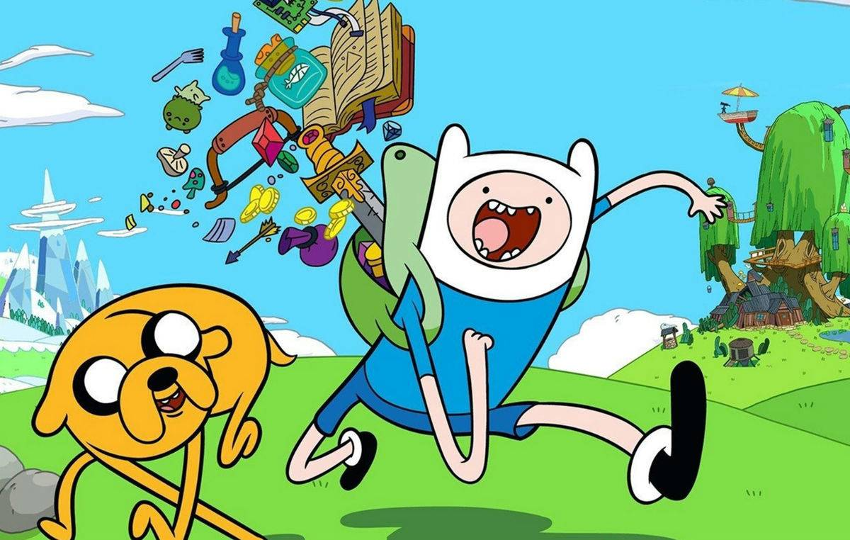 Picture of Adventure Time