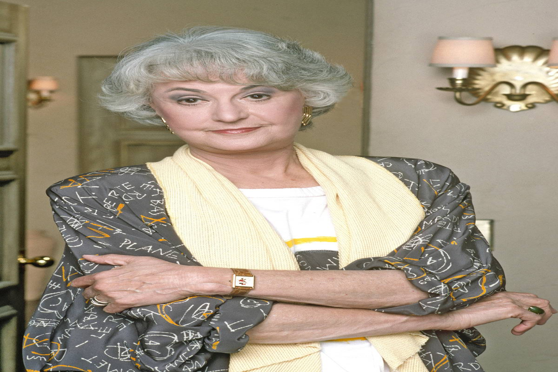 Beatrice Arthur Left The Golden Girls After The Seventh Season