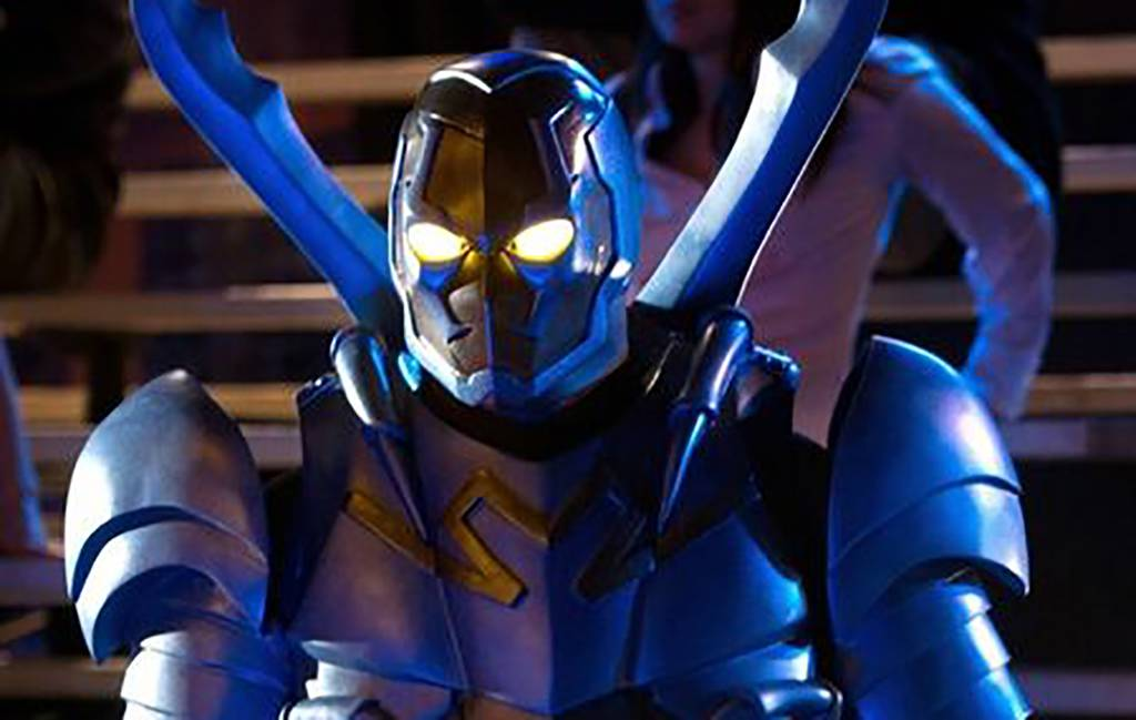Picture of the Blue Beetle
