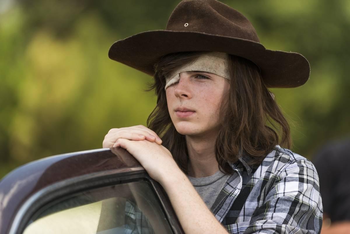 Comic Fans Were Shocked The Walking Dead Killed Carl Grimes