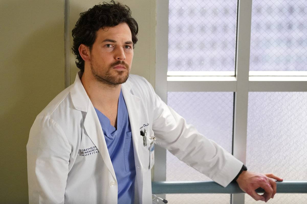 Fans Were Stunned By Dr. DeLuca's Death On Grey's Anatomy