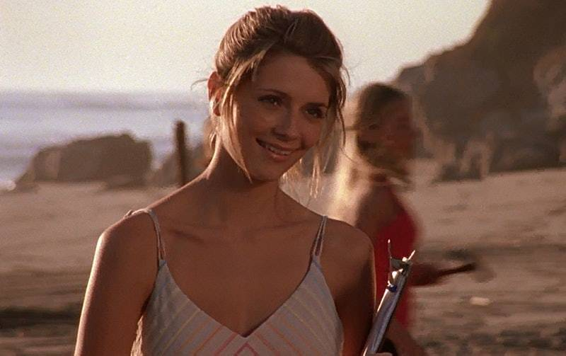 Marissa Cooper Dying In Ryan's Arms On The OC