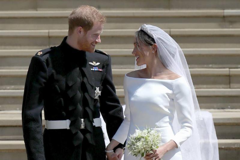 May 2018: The Royal Wedding
