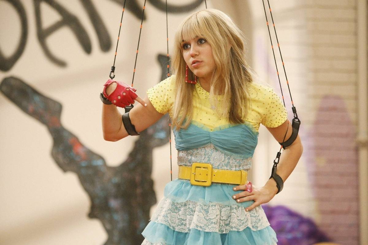 Miley Cyrus Grew Out Of Hannah Montana