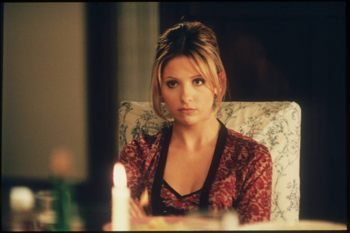 Sarah Michelle Gellar Was Done With Buffy The Vampire Slayer