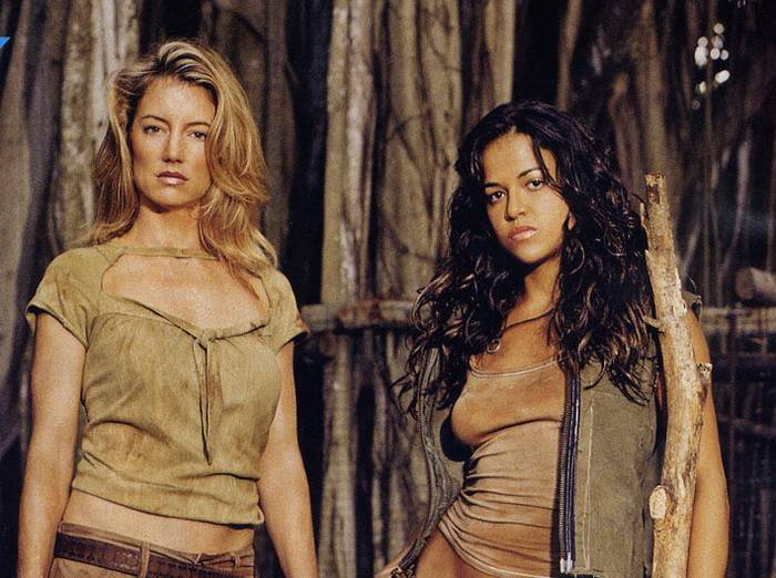 The Back-To-Back Deaths Of Ana Lucia And Libby On Lost