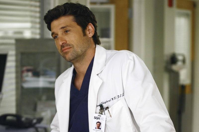 The Car Crash Killing Derek Shepherd On Grey's Anatomy