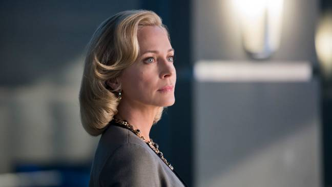 The Murder Of Moira Queen On Arrow Was Jaw-Dropping