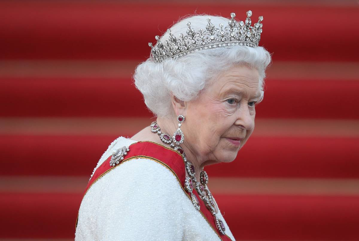 The Queen Wasn't Having The Duchess' Attitude