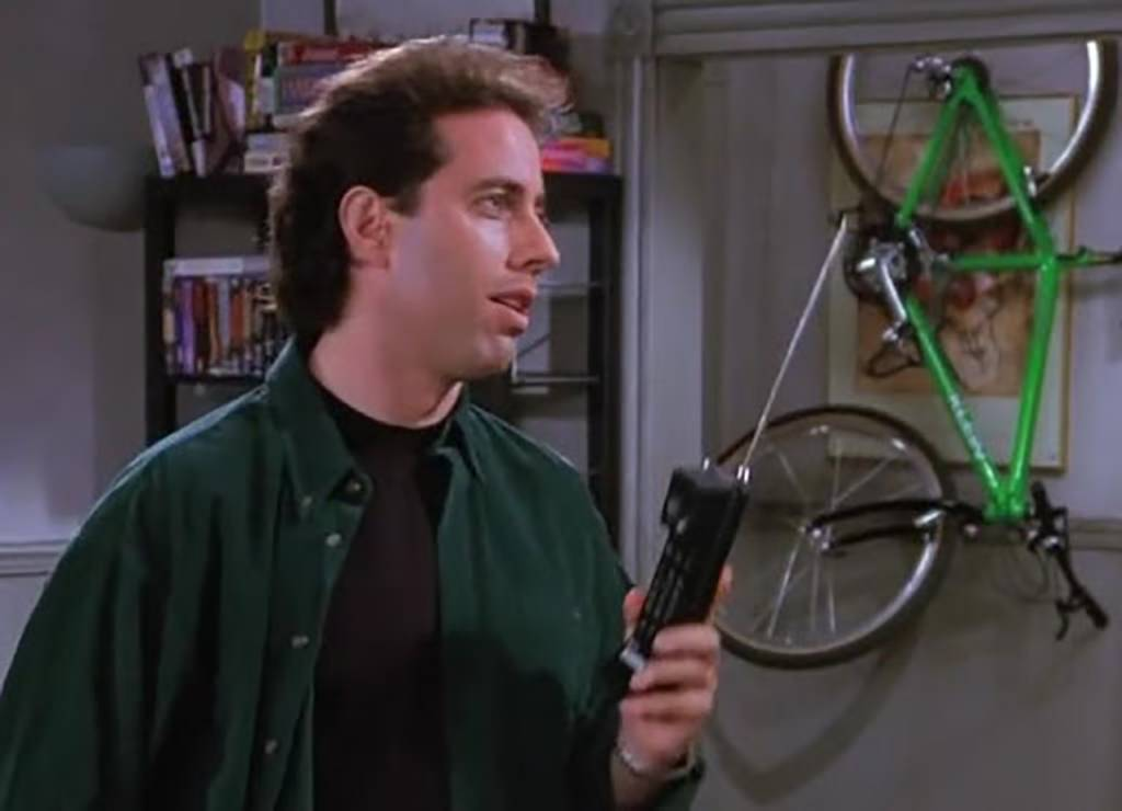 Picture of Jerry and the bike