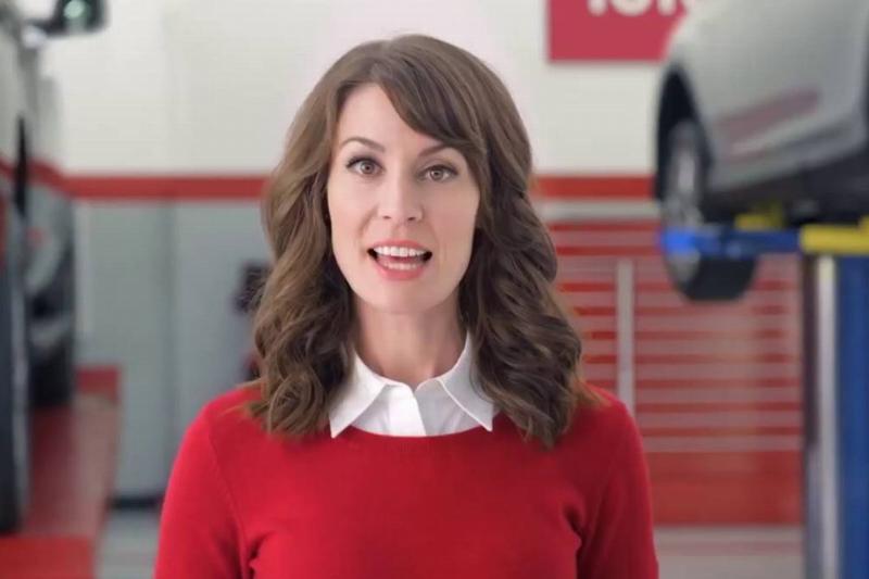 Laurel Coppock As Toyota Jan: $1 Million