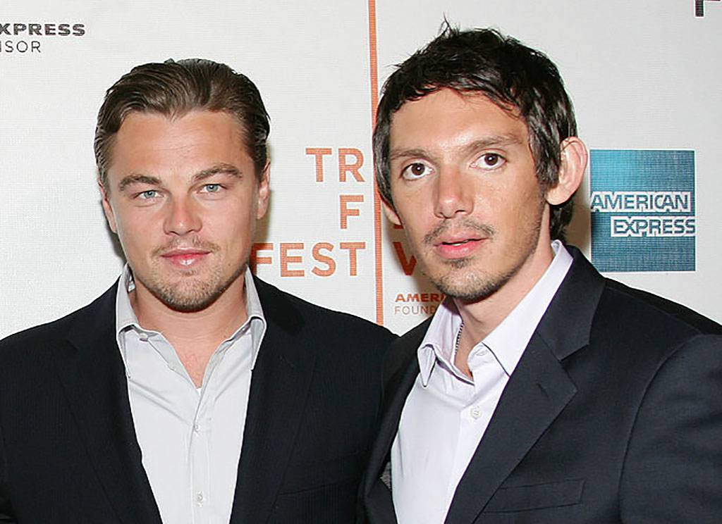 Picture of DiCaprio and Haas