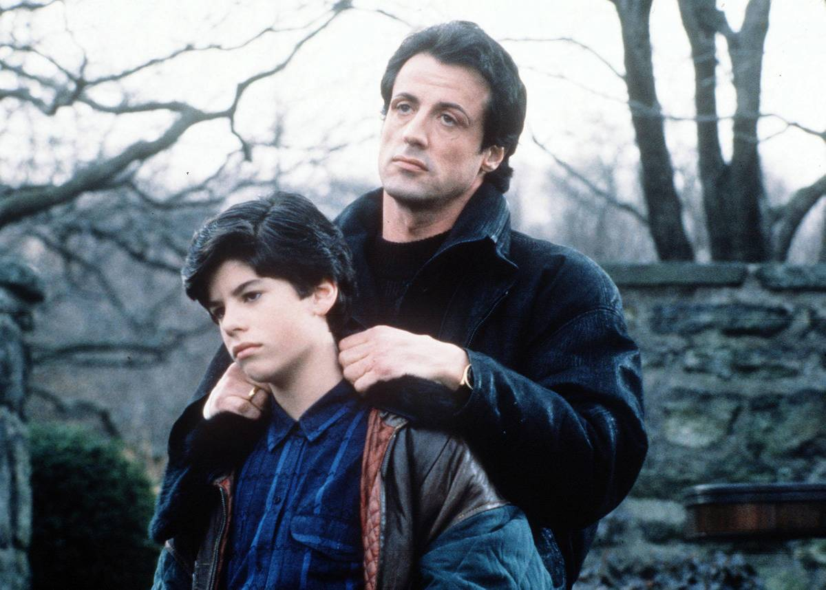 Picture from Rocky V