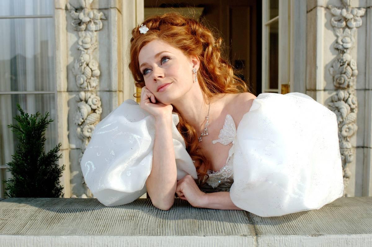 Amy Adams in enchanted