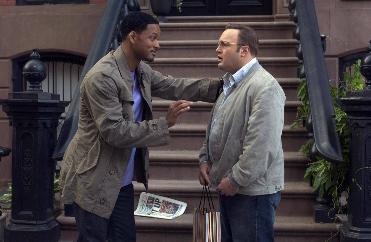Will Smith and Kevin James in hitch