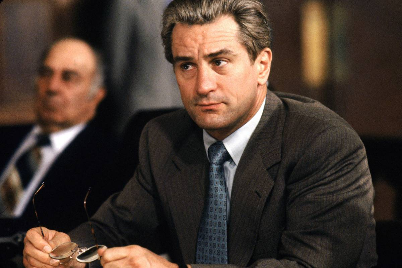 Robert De Niro in Goodfellas