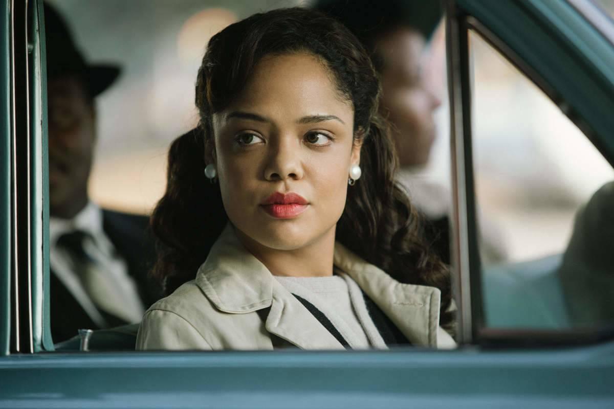 Tessa Thompson in Selma