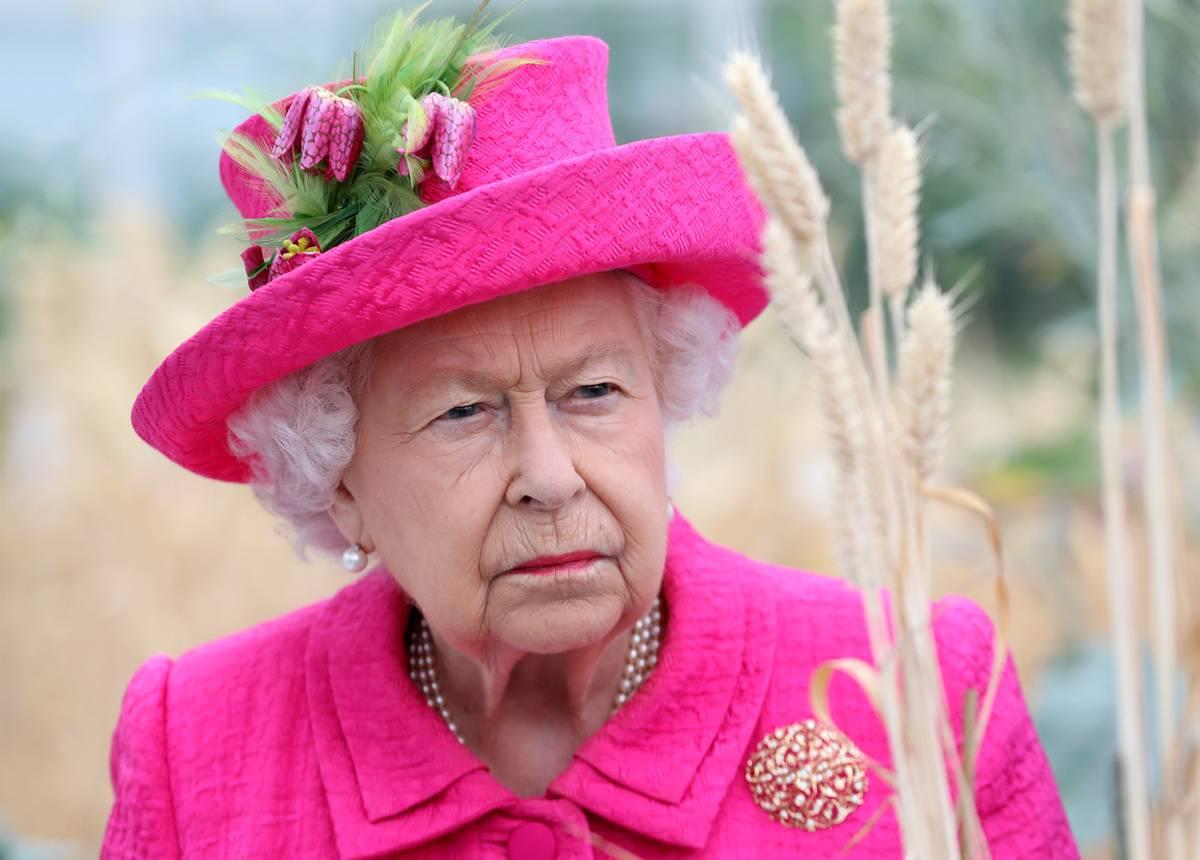 The Queen Visits Cambridge