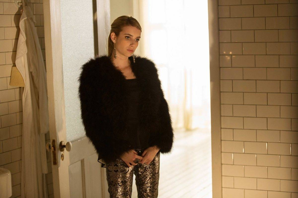 Emma Roberts in american horror story