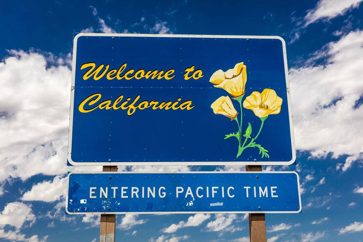 Welcome to California, Interstate 10