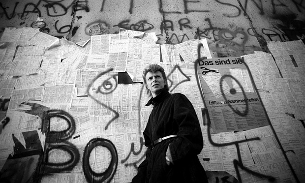22. Bowie performed at the Berlin Wall before it was torn down