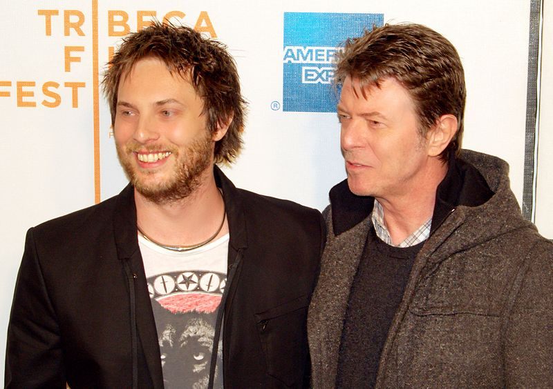 2. David Bowie's son directed the movie Moon.