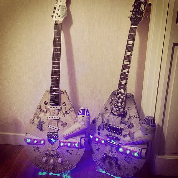 Know someone who's as into music as they are Star Wars?