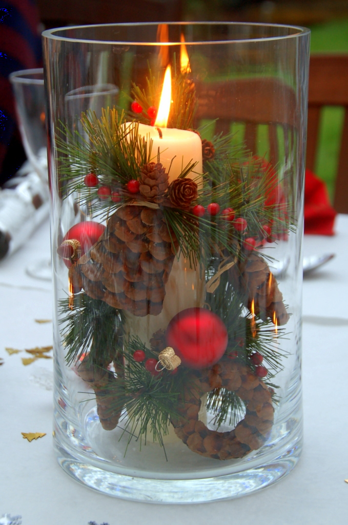 7. Christmas in a jar