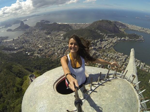 "'Christ the Redeemer""' Statue in Rio De Janeiro"