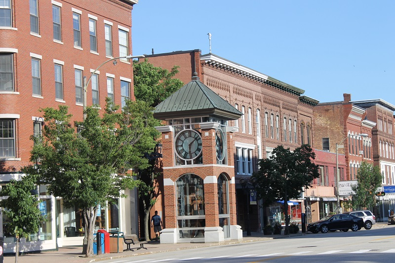 Concord, New Hampshire