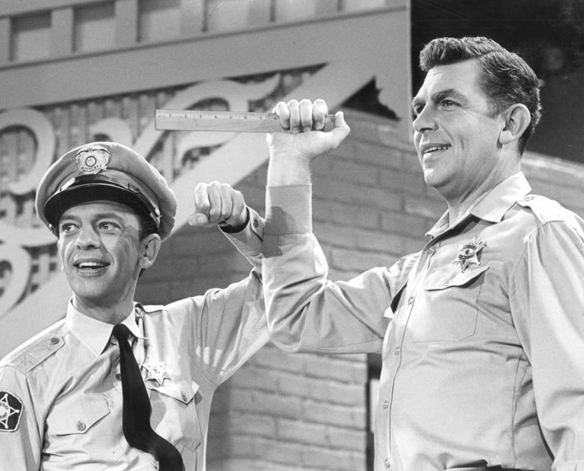 Don Knotts Left The Show By Accident