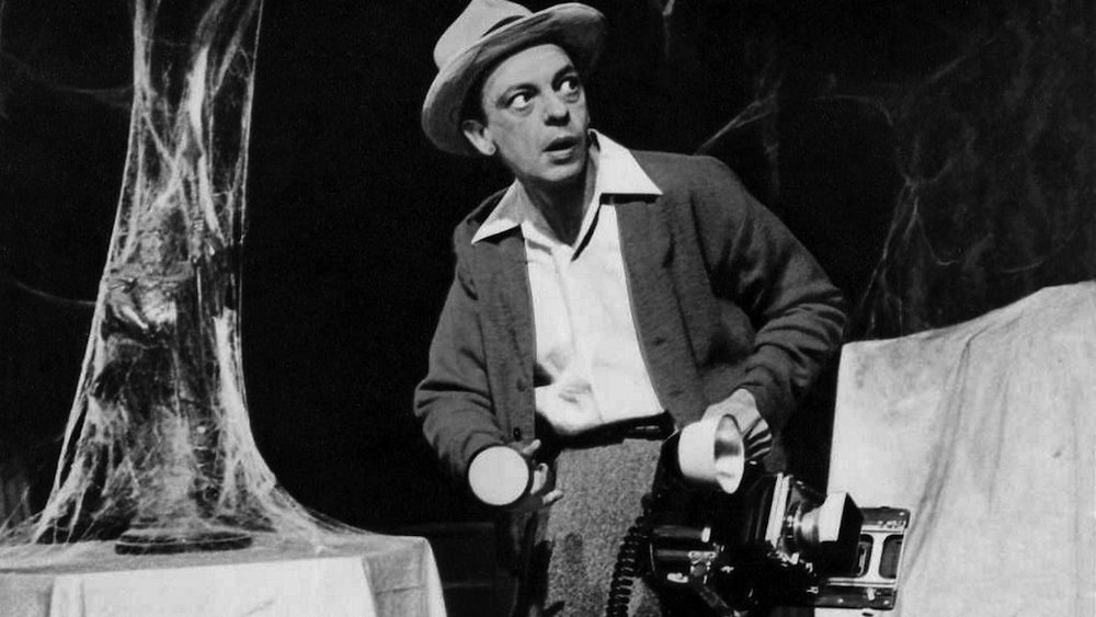 Don Knotts Finds What Suits Him