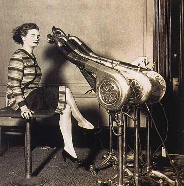 High-Powered Hair Dryer