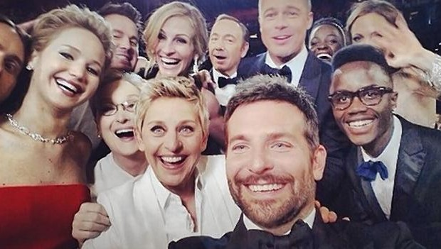 When You Have Ellen Degeneres' Friends