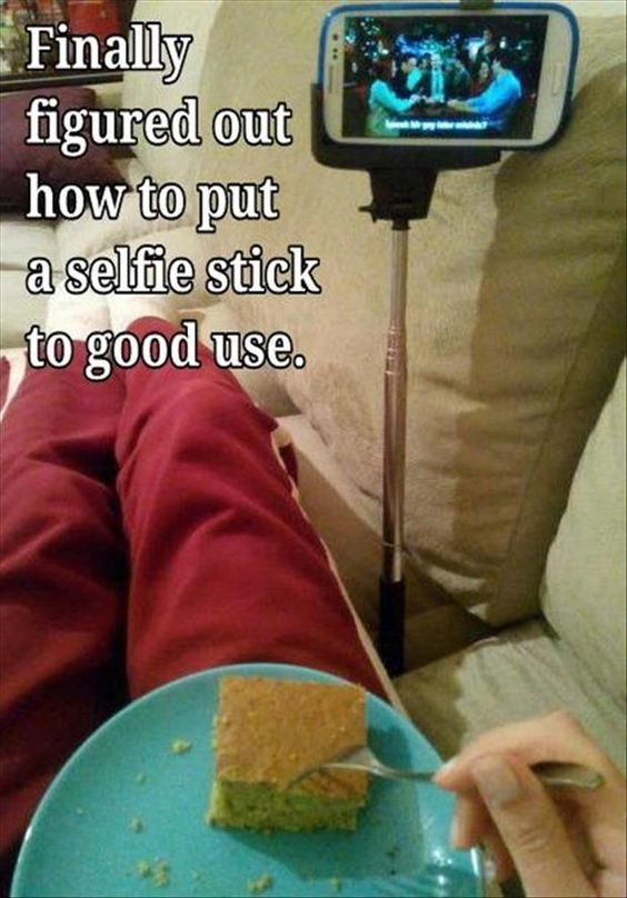 it s only acceptable to use a selfie stick under these circumstances. Black Bedroom Furniture Sets. Home Design Ideas