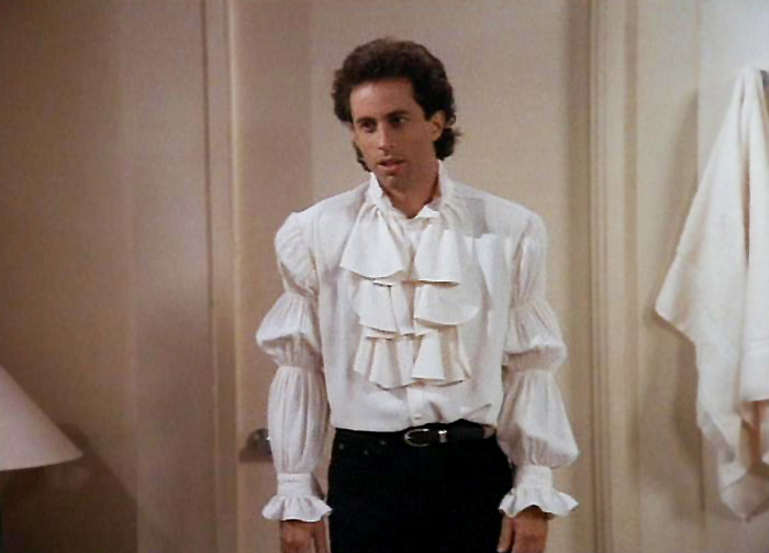 The Puffy Shirt