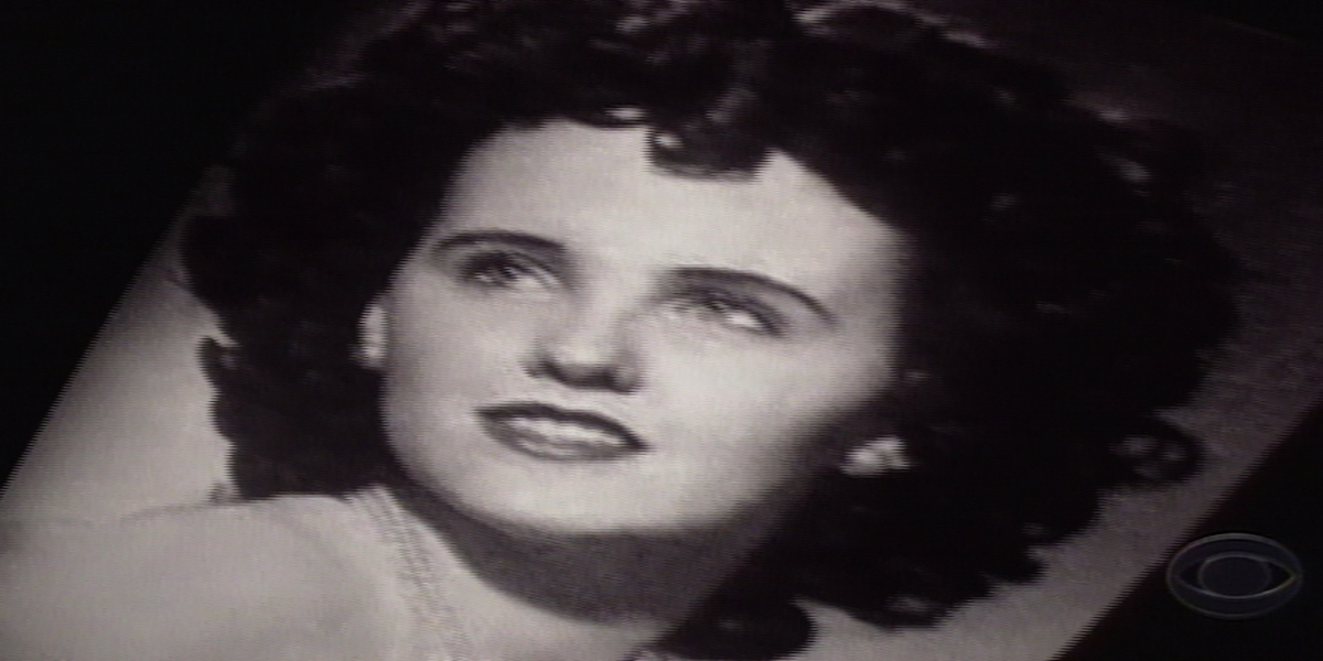 Murder of Elizabeth Short – The Black Dahlia