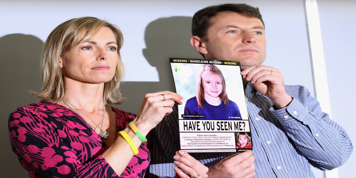 Madeleine McCann May Look Like This Now
