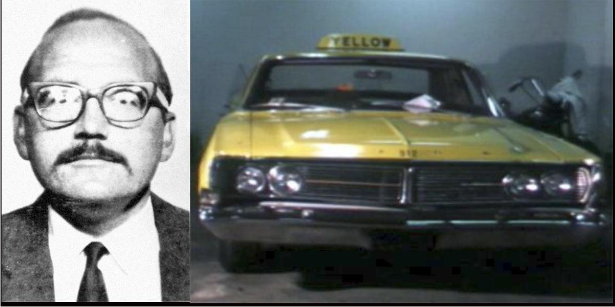 Zodiac Murder Victim – Paul Stine