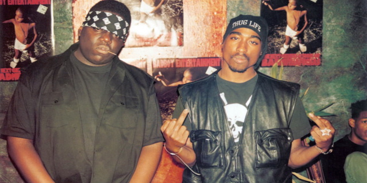 Murders of Tupac and Biggie