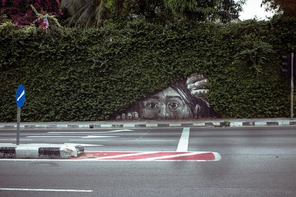 The Artist: Ernest Zacharevic