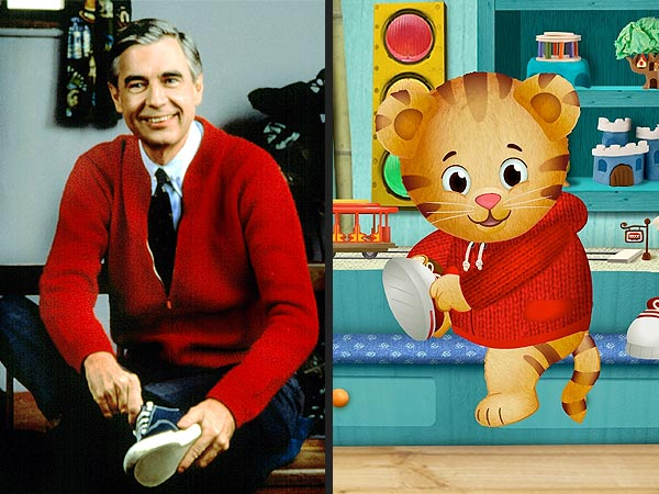 fred rogers sons