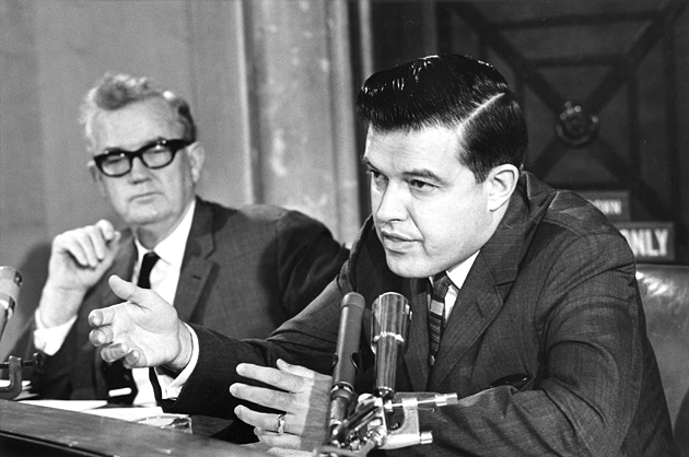 The CIA Church Committee