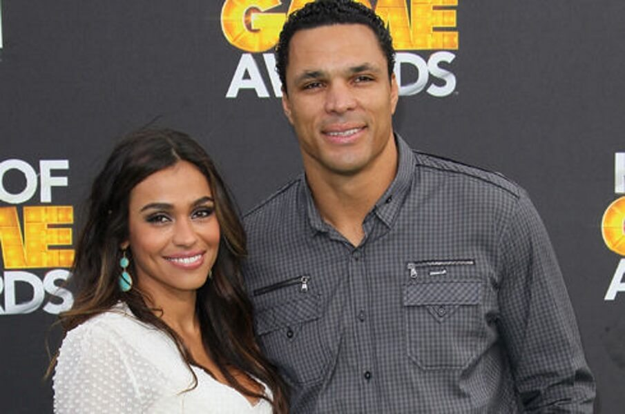 Tobie Gonzalez and Tony Gonzalez