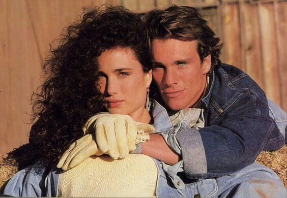 Parents: Andie MacDowell And Paul Qualley