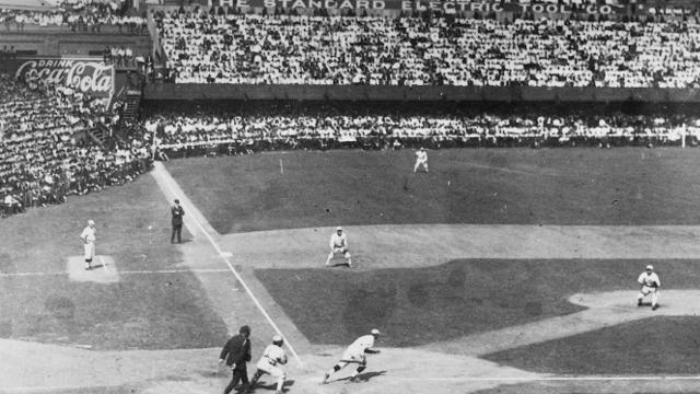 1919 World Series Conspiracy
